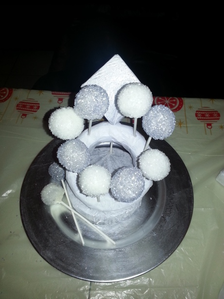 Engagement Cakepops